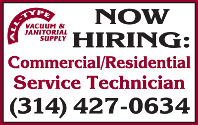 Available Position – Service & Repair Technician
