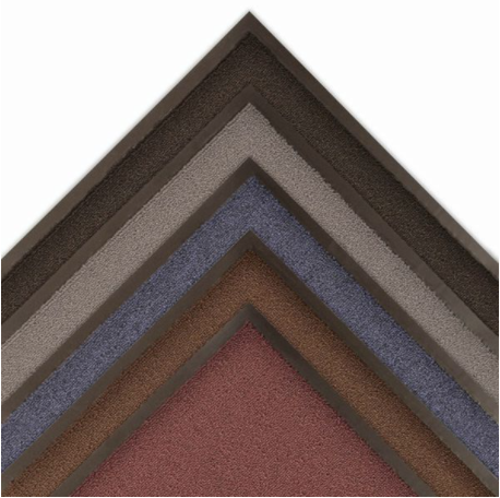 Looped Pile Mats – Range of sizes and colors.