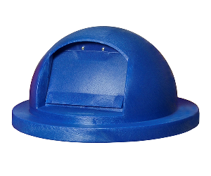 Continental 32 Gallon Blue Dome Lid – Bargain Box Price $50