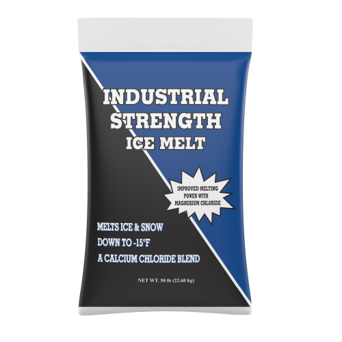 Just In Time – Industrial Ice Melt Special